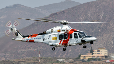 A picture of ECLFP - AgustaWestland AW139 - Babcock MCS Espana - © Ses