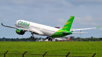 PK-GYA - Airbus A330-941 - Citilink