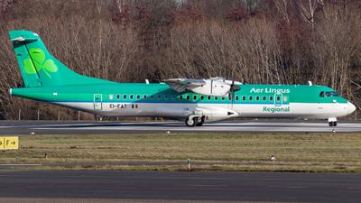 EI-FAT - ATR 72-212A(600) - Aer Lingus Regional (Stobart Air)