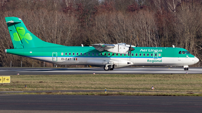 A picture of EIFAT - ATR 72600 - Aer Lingus - © Marco Materlik