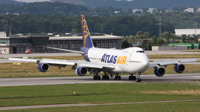 N523MC - Boeing 747-2D7B(SF) - Atlas Air