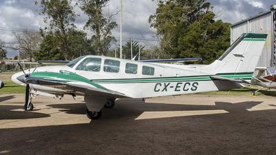 CX-ECS - Beechcraft 58 Baron - Private