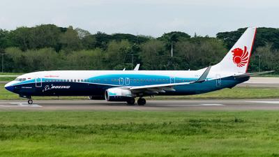 PK-LFF - Boeing 737-9GPER - Lion Air