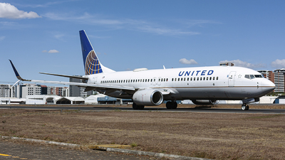 A picture of N26226 - Boeing 737824 - United Airlines - © chalymtz
