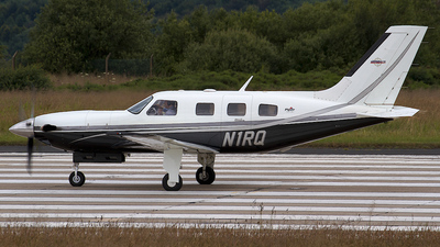 N1RQ - Piper PA-46-500TP Meridian - Private