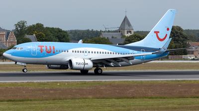 OO-JOS - Boeing 737-7K5 - TUI