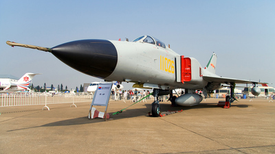 11026 - Shenyang J-8II Finback-B - China - Air Force