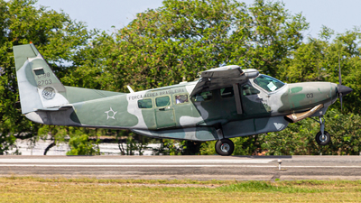 FAB2703 - Cessna 208 Caravan - Brazil - Air Force