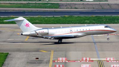 VP-CLN - Bombardier BD-700-1A10 Global 6000 - MetroJet