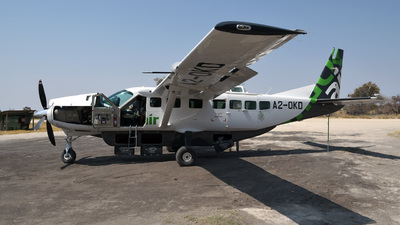 A2-OKD - Cessna 208B Grand Caravan EX - Mack Air