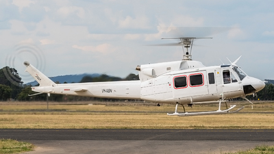 VH-NBN - Bell 212 - Private