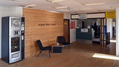 LDLO - Airport - Terminal