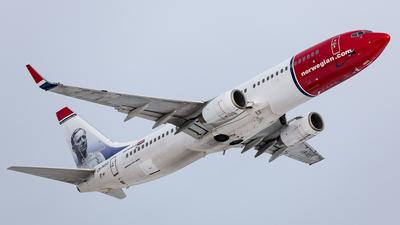 LN-NOO - Boeing 737-86Q - Norwegian