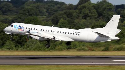 G-LGNR - Saab 2000 - Flybe (Loganair)