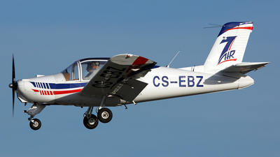 CS-EBZ - Socata MS-893A Rallye Commodore - Grupo 7 Air
