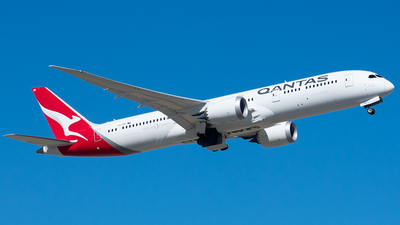 A picture of VHZNH - Boeing 7879 Dreamliner - Qantas - © perthplanes1046