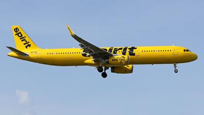 N677NK - Airbus A321-231 - Spirit Airlines