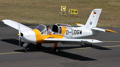D-EDGW - Socata MS-880B Rallye Club - Winx Flying Club