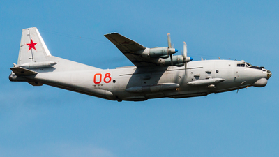 08 - Antonov An-12BK-PPS - Russia - Air Force