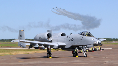 79-0118 - Fairchild A-10C Thunderbolt II - United States - US Air Force (USAF)