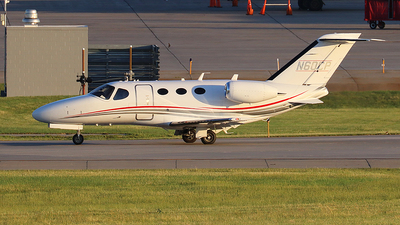 N60CP - Cessna 510 Citation Mustang - Ramp