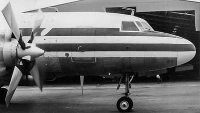 TAM-73 - Convair CV-580 - TAM - Transporte Aéreo Militar