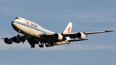 A picture of B2482 - Boeing 74789L - Air China - © Crazy XuePangpang