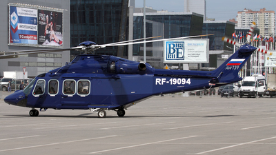 RF-19094 - Agusta-Westland AW-139 - Russia - Federal Security Service