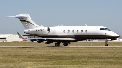 N160WC - Bombardier BD-100-1A10 Challenger 300 - Private