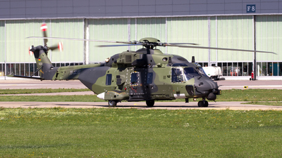 79-39 - NH Industries NH-90TTH - Germany - Army