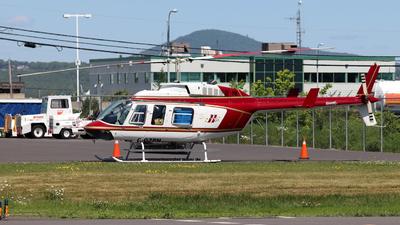 C-GZPN - Bell 206L-4 LongRanger - Helicopter Transport Services