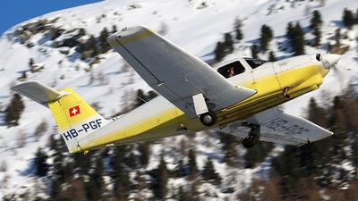 A picture of HBPGF - Piper PA28RT201T Turbo Arrow 4 - [28R8131121] - © Alberto Cucini