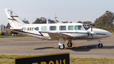 PT-RAY - Embraer EMB-820 Navajo - Esteio