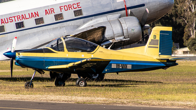 A picture of VHNMX - Pacific CT/4E Airtrainer - [232] - © Clinton_vern