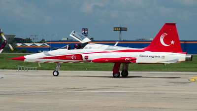 70-3025 - Canadair NF-5A Freedom Fighter - Turkey - Air Force