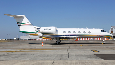 N570BY - Gulfstream G400 - Private