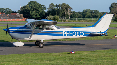 A picture of PHGEO - Cessna F172N Skyhawk - [01837] - © Frank Buschmann