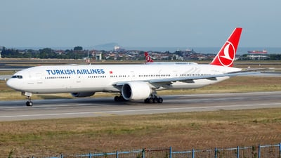 TC-JJV - Boeing 777-3F2ER - Turkish Airlines