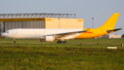 EI-HEC - Airbus A330-322P2F - DHL (ASL Airlines)