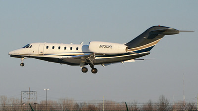 N730FL - Cessna 750 Citation X - Flight Options