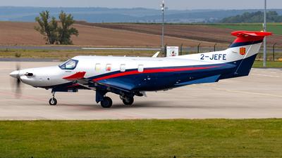 2-JEFE - Pilatus PC-12 NGX - Private