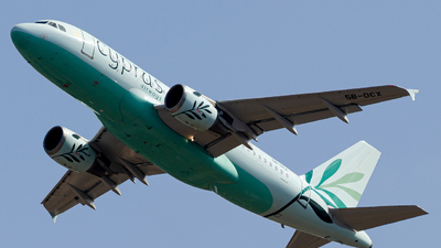 A picture of 5BDCX - Airbus A319114 - Cyprus Airways - © Mj_Aviation