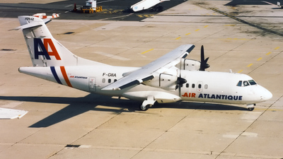 F-GIIA - ATR 42-300 - Air Atlantique