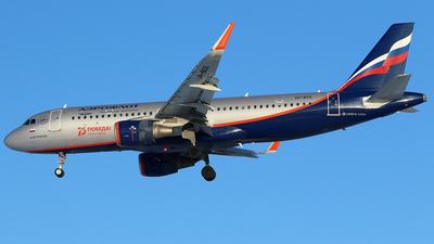 A picture of VPBCE - Airbus A320214 - Aeroflot - © BizavMen