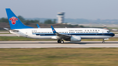 B-5678 - Boeing 737-81B - China Southern Airlines