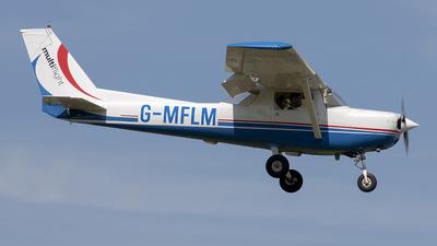 A picture of GMFLM - Cessna F152 - [1451] - © jim kew