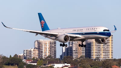 B-30EA - Airbus A350-941 - China Southern Airlines