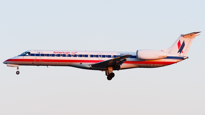 N813AE - Embraer ERJ-145LR - American Eagle (Envoy Air)