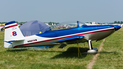 A picture of N821VB - Van's RV8 - [83028] - © SpotterPowwwiii