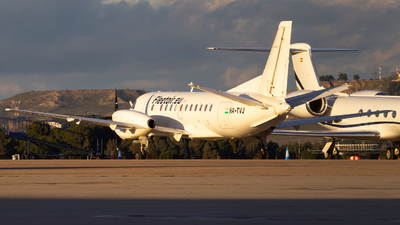 HA-TVJ - Saab 340A - Fleet Air International